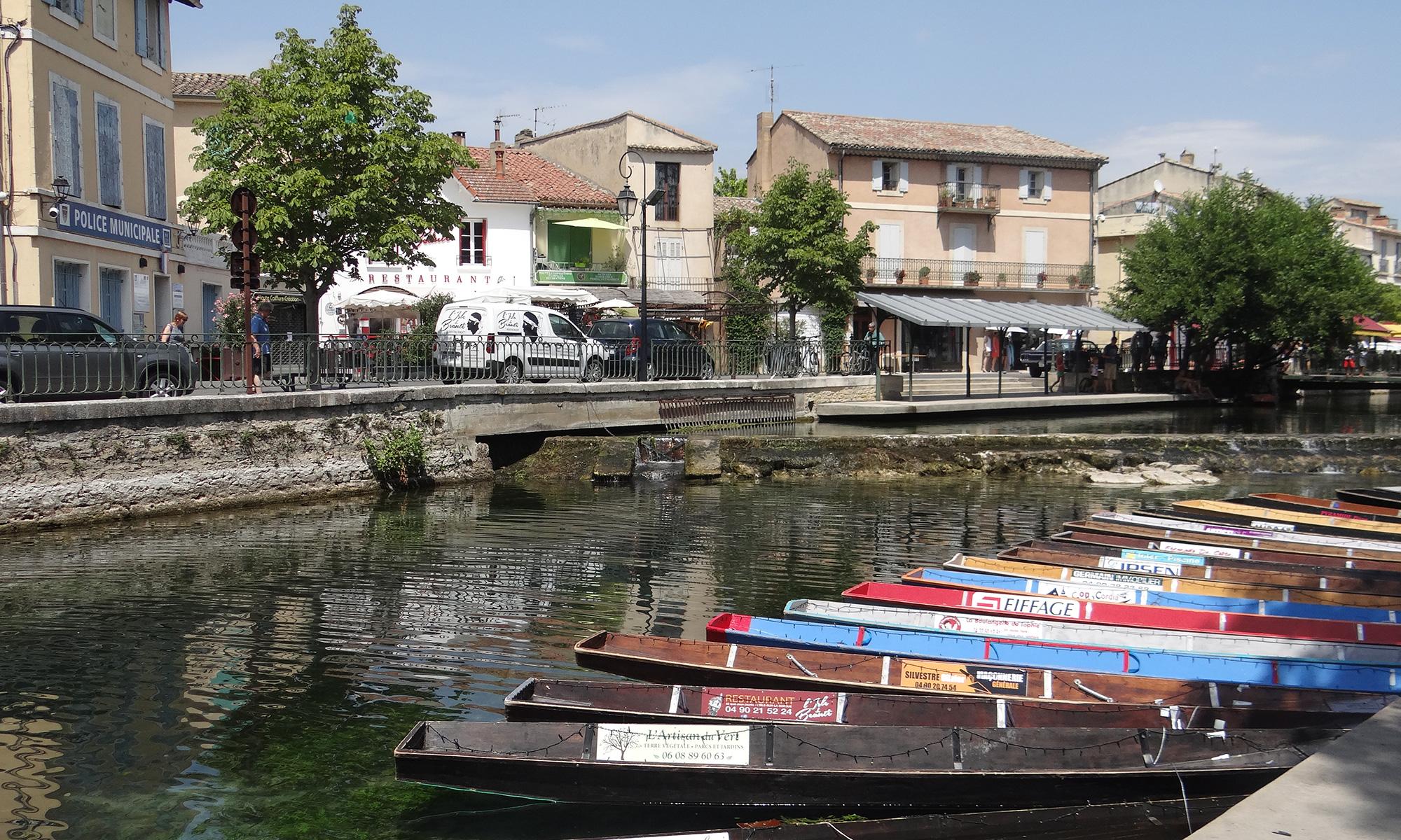 L'Isle-sur-la-Sorgue